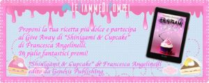 Giveaway gustoso per Shinigami&Cupcake
